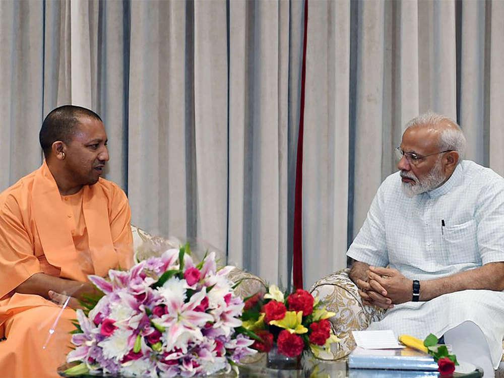 PM Modi building a caste-neutral society, blogs Yogi Adityanath