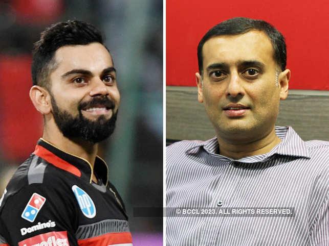 Virat Kohli's captaincy impresses Dabur India VC Amit Burman