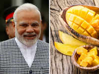 Sarees and jackets are done, people are now obsessing over 'Modi mango'