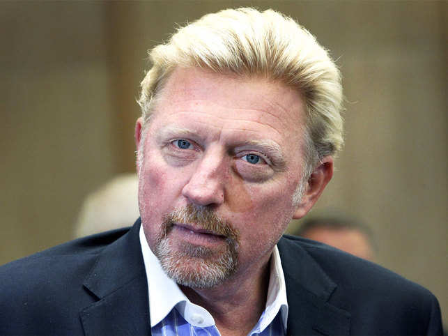 6-time Grand Slam winner Boris Becker will auction trophies to pay off debts