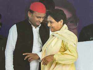 Bua ditches Bhatija; Mayawati announces BSP will contest all elections alone in future