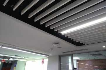 False Ceiling: Commonly used false ceiling panels or ceiling tiles in India and their applications