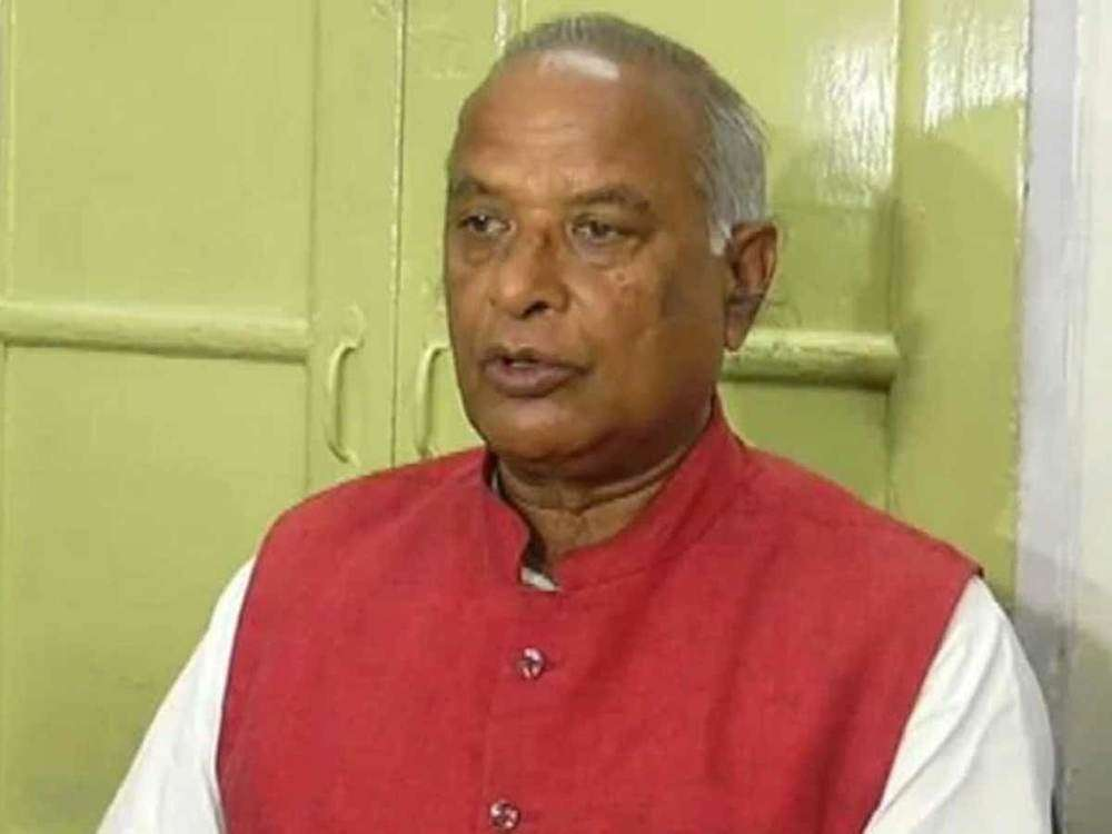 Political leaders from across party lines pay tribute to BJP's Rajasthan chief Madan Lal Saini