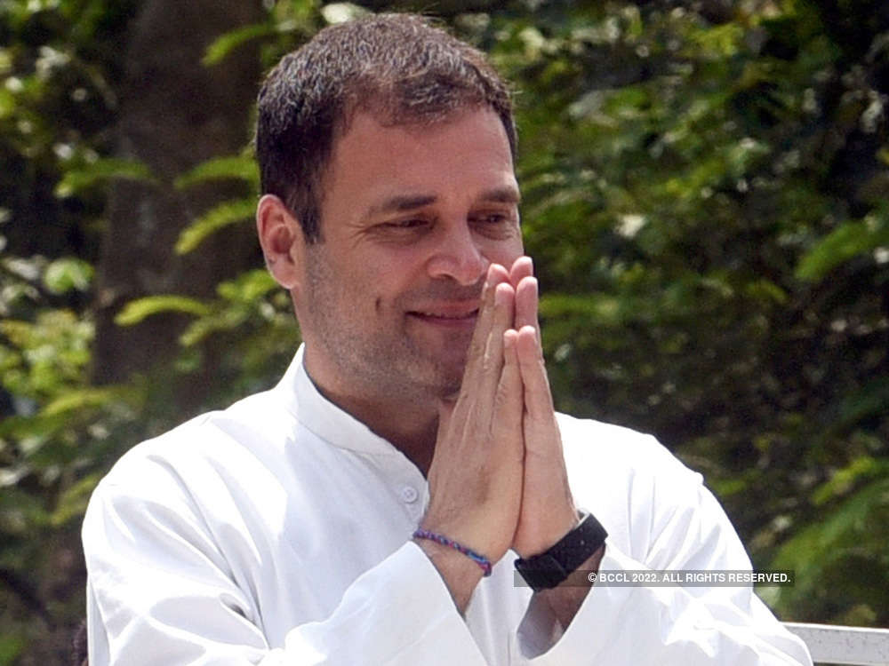 Rahul Gandhi to meet Congress leaders from poll-bound states