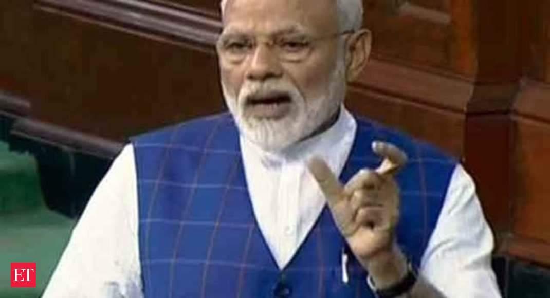 Our fight against corruption will continue: PM Modi