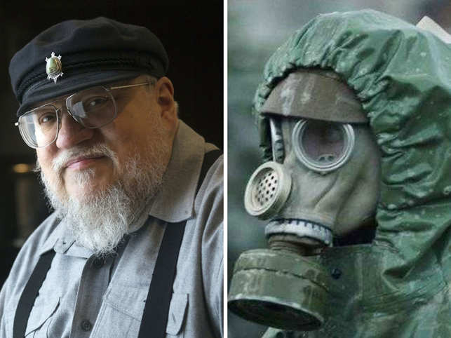 George R.R. Martin binge watches 'Chernobyl', says he can't get enough of epic series