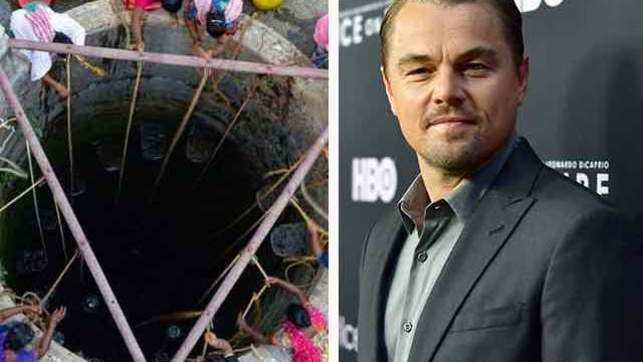 Only rain can save Chennai: Leonardo DiCaprio on water crisis in India