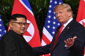 US, North Korea in behind-the-scenes talks over third summit: Moon Jae-in