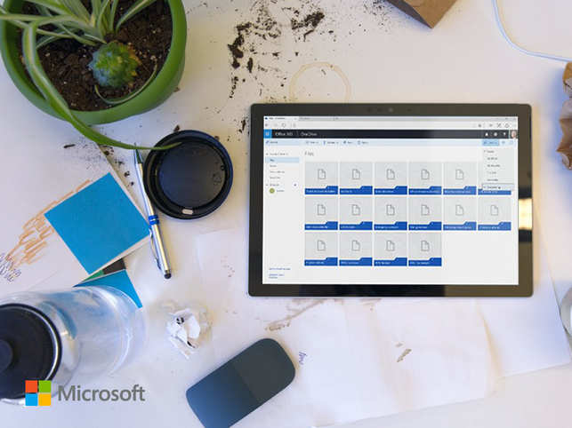 Microsoft announces new storage plans for OneDrive, Office
