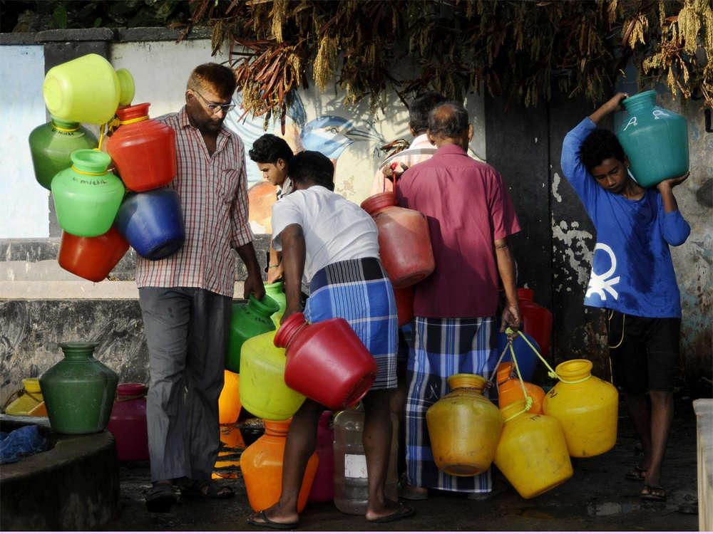 Water emergency in Tamil Nadu: Baalu