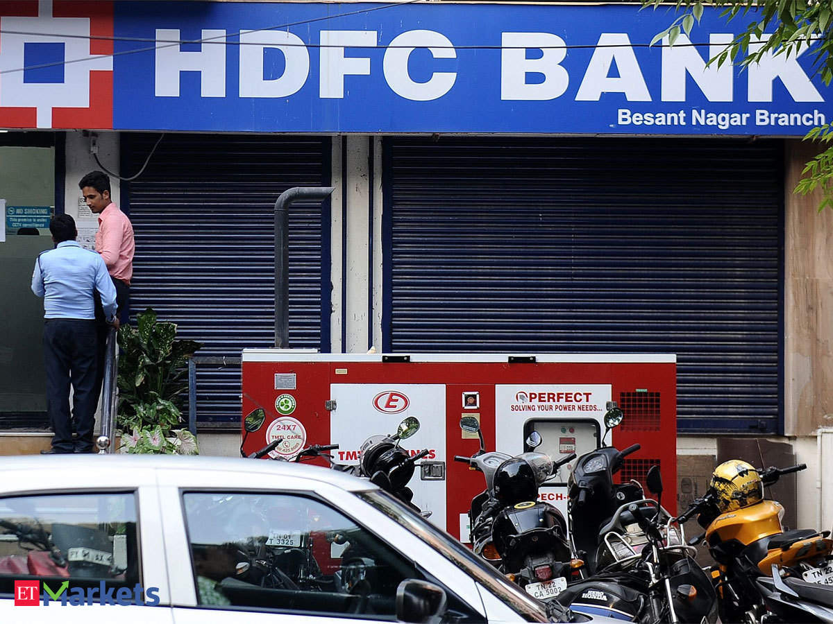 Hdfc Bank Amid Nbfc Crisis Hdfc Bank Is Planning 1 4 Bn Ipo Of