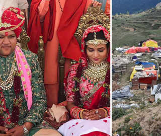 Guptas to pay Rs 8 lakh to clean up 275 quintals of wedding mess in Auli
