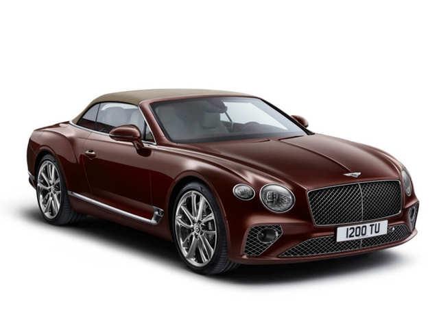 Bentley beast