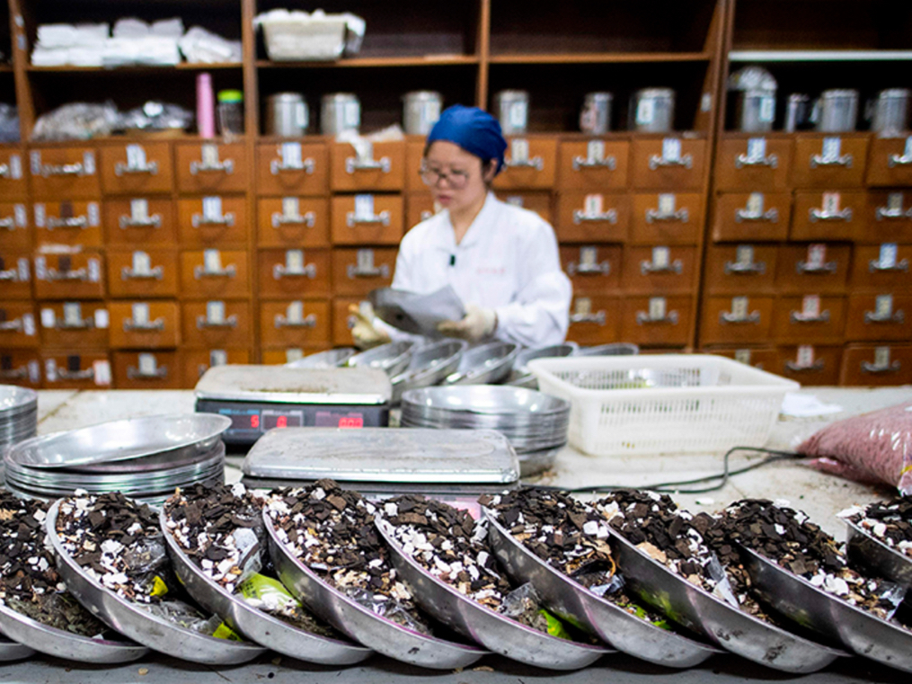 WHO recognises Traditional Chinese Medicines. Can it threaten endangered wildlife in India?