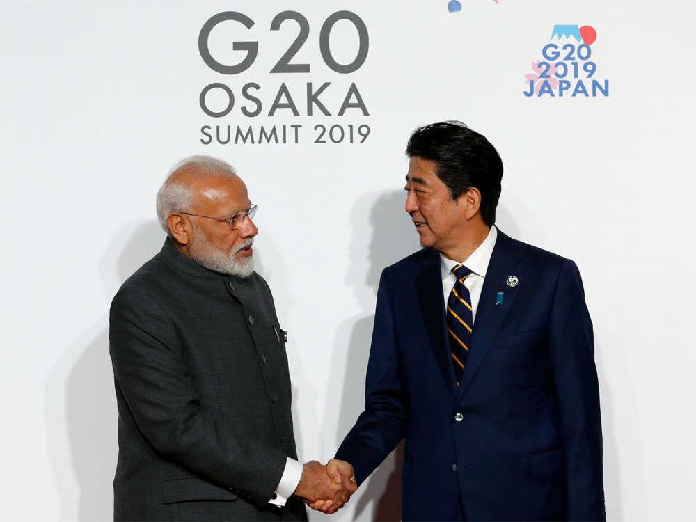 Shinzo Abe lauds Narendra Modi's initiatives against economic fugitive
