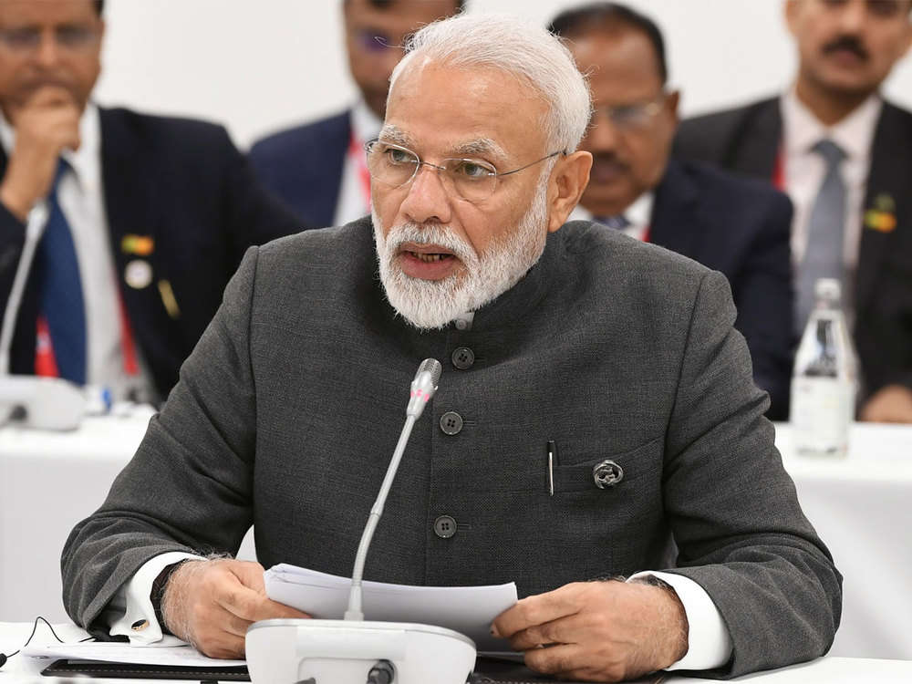 PM Modi puts forward five-point approach to tackle challenges like unilateralism, protectionism