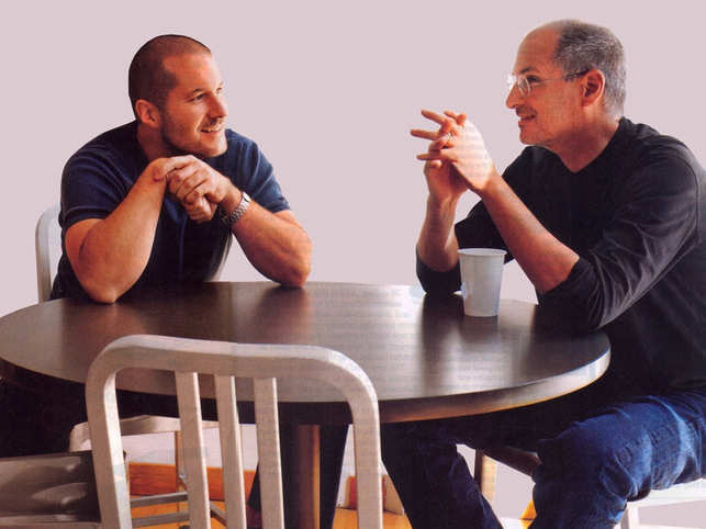 """Jony Ive, as he's popularly known, was not just the Cupertino-based tech giant's Chief Design Officer but also the right-hand man at the company, which he joined in 1992 as a member of the design division.During his initial years there, he helped create the Apple Newton. And would've moved on after a 5-year stint, but rather was appointed Apple's senior vice-president of industrial design by Steve Jobs who was himself returning to the group at the time. Ive and Jobs would go on to form a lifelong partnership; the late Apple founder had once said, """"If I had a spiritual partner at Apple, it's Jony.""""The British designer revealed in an interview that he and Jobs began work on what would become the iMac the day they met.Ive, with Jobs and even after him, would go on to create some of modern day's most path-breaking products including the iPod, iPhone, iPad, Airpods among several others.Here's a look at some of the devices that were made irresistible by Ive's designs.(Image: allaboutstevejobs.com)"""
