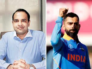 The top boss calls Kohli his favourite batsman. 