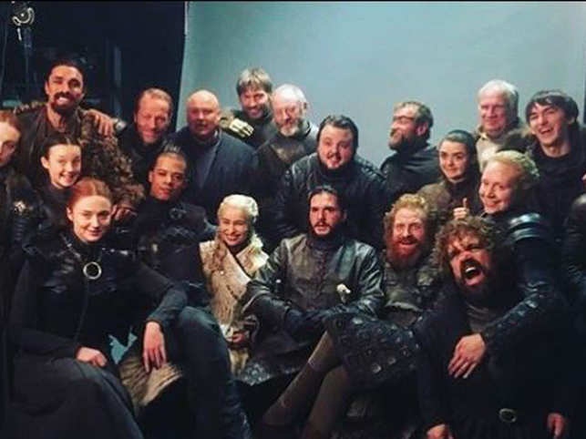 Wish to witness a 'GoT' reunion? Take a trip to the San Diego Comic-Con