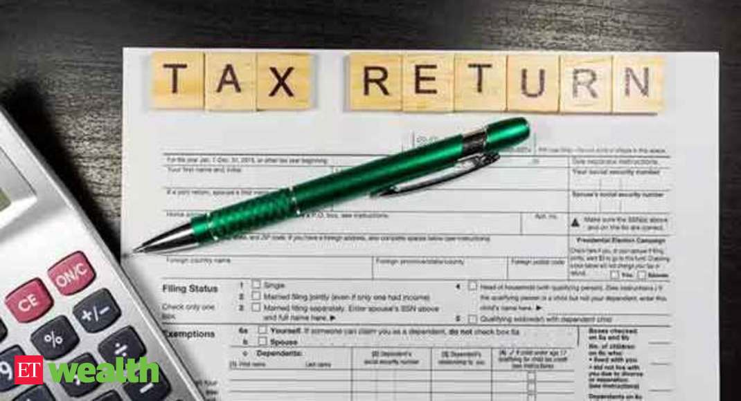 ITR filing: ITR-1 form now made easy for individuals, tax dept will  pre-fill your details
