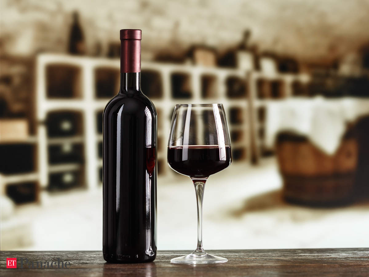 Wine Love Collecting Pretty Wine Bottles Toxic Chemicals In It May Harm Your Health The Economic Times