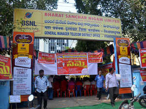 BSNL clears employees' full salary for June