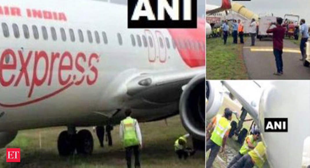 Air India aircraft, overshot Mangaluru Airport runway during landing