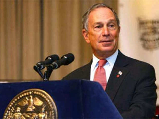 CEO: Michael Bloomberg's management advice: Don't undervalue labour