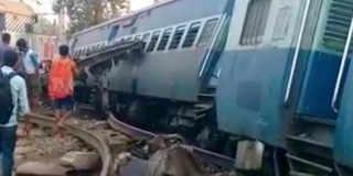goods train derailed: Latest News & Videos, Photos about goods train
