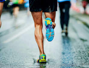 Training for marathon can strain the heart without causing permanent damage