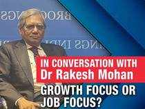 In growth agenda, our world can't be US & Europe: Rakesh Mohan