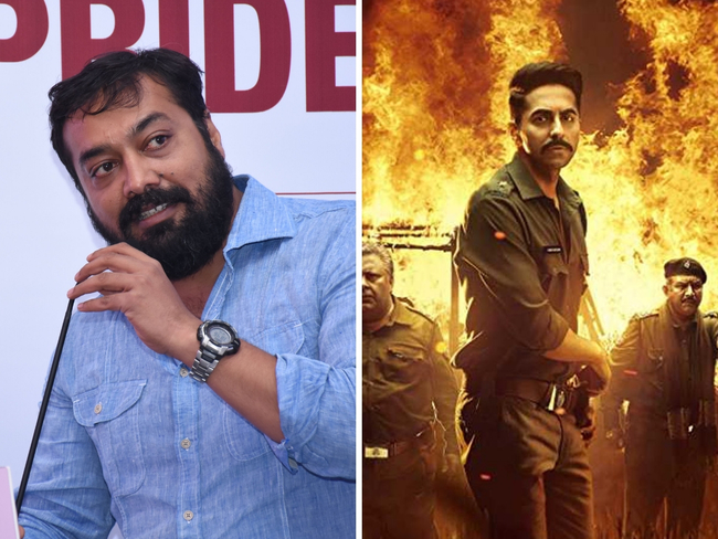 Article 15 Article 15 Collects Rs 20 04 Cr In Opening Weekend Anurag Kashyap Congratulates Director On Twitter The Economic Times
