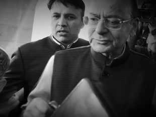 Decoding Budgets under Modi govt's first term