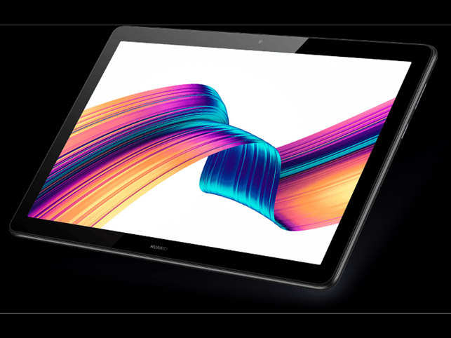 mediapad t5: Huawei unveils the MediaPad T5 tablet with a