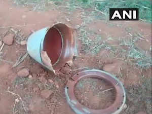 Fuel tank of Tejas aircraft falls in agriculture field in Tamil Nadu