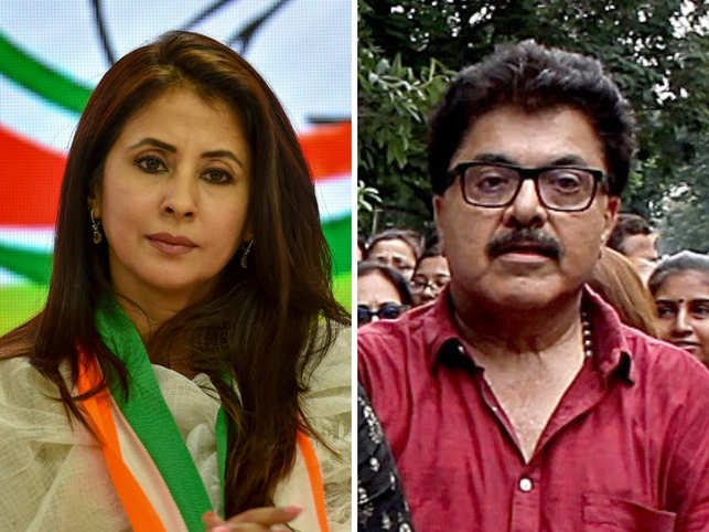 Urmila Matondkar and Ashoke Pandit said their hearts go out to the people who lost their lives to the Malad wall collapse.