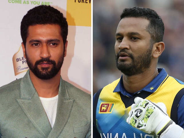 Many fans were upset with the social media post comparing Vicky Kaushal and Dimuth Karunaratne.