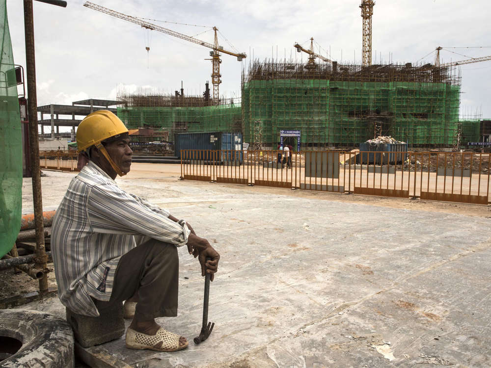 Skill India: CREDAI says will train 13,000 construction workers in 2019-20
