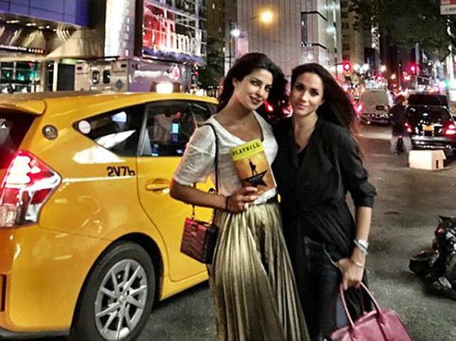 Priyanka Chopra and Meghan Markle's friendship dates back to 2016.