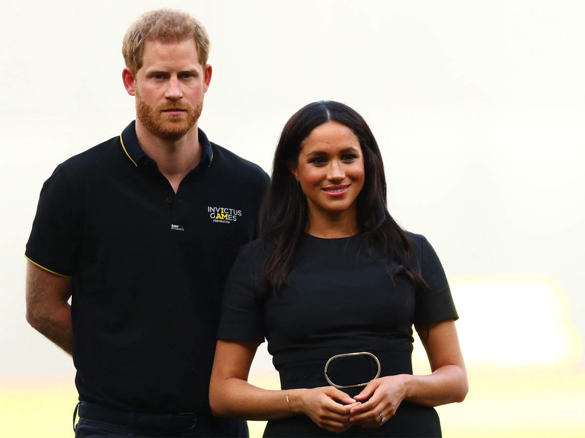 Meghan Markle News and Updates from The Economic Times