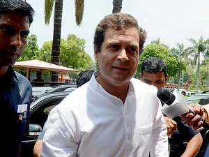 Rahul Gandhi resigns as Congress party President, takes responsibility for Lok Sabha 2019 poll loss