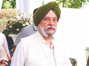 Govt committed to disinvestment of Air India: Hardeep Singh Puri
