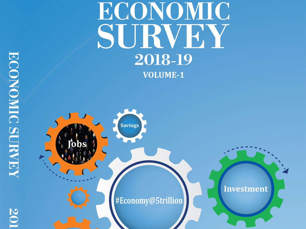 "Economic Survey 2019: CEA gives unfettered ""Blue Sky"" mantra to solve Indian economic woes"