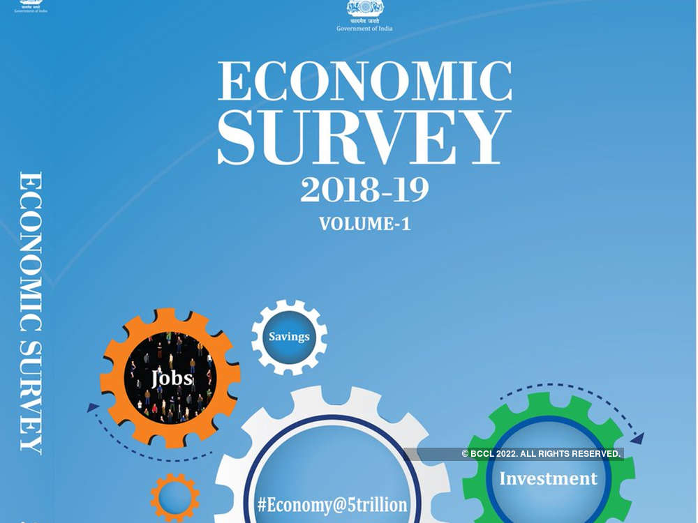 Explained: Why the Economic Survey had a sky blue cover
