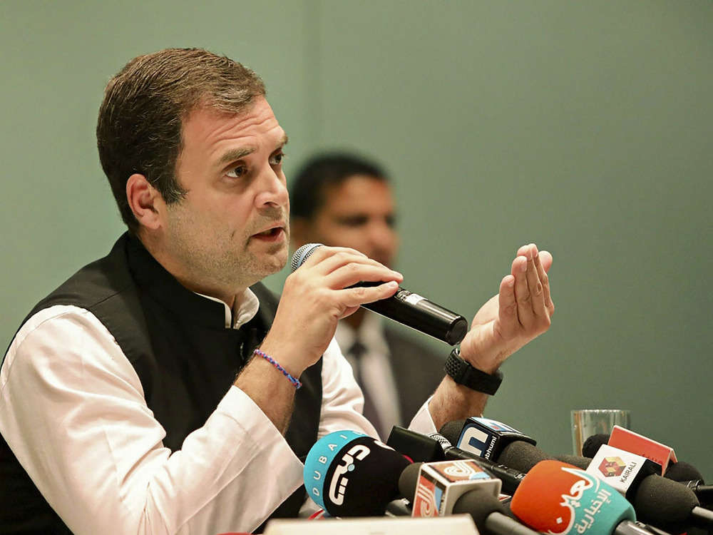 Rahul Gandhi will be busy in the coming days with series of defamation cases