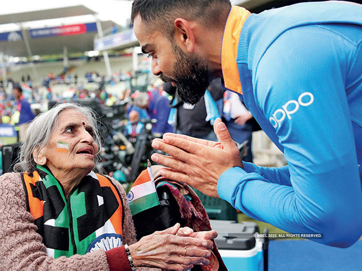 Pepsi   Charulata Patel: gets 87-year-old to turn on the swag