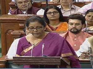 Budget 2019: FM Nirmala Sitharaman lays down 10-point vision for $5 trillion economy