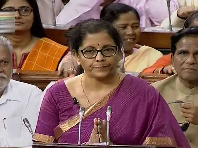 "Nirmala Sitharaman reiterated that India's tradition is steeped in ""Nari tu Narayani."