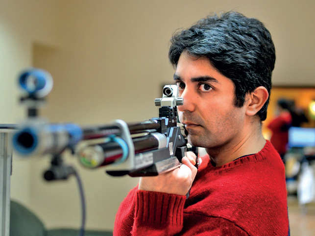 Abhinav Bindra thinks sports in India need investment