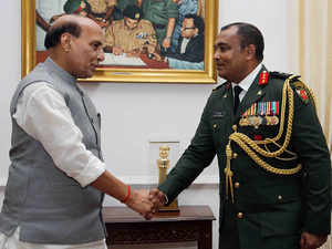 Maldives seeks India's supports in improving civil-military ties